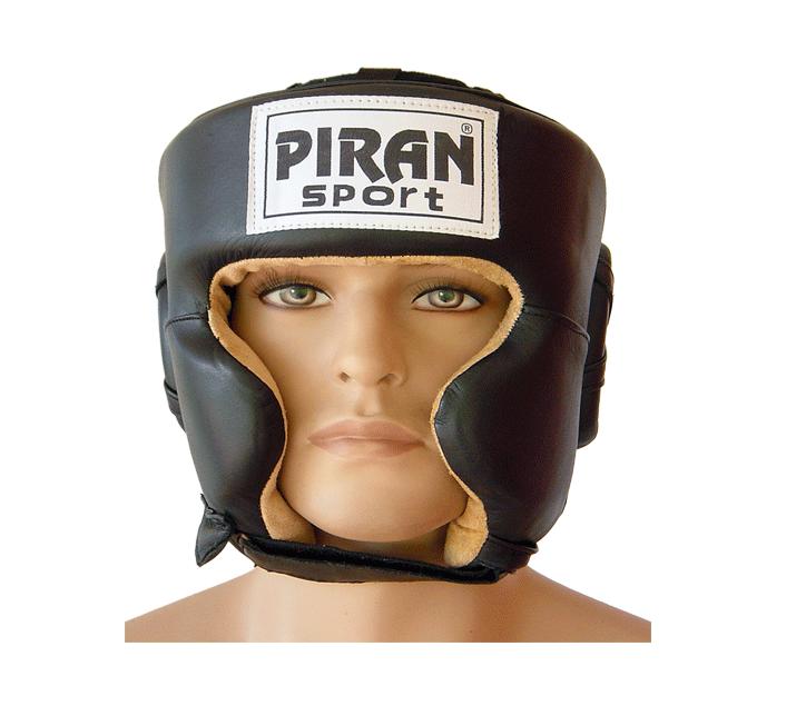 Boxerská helma PRO line s lícnicí - PROFI