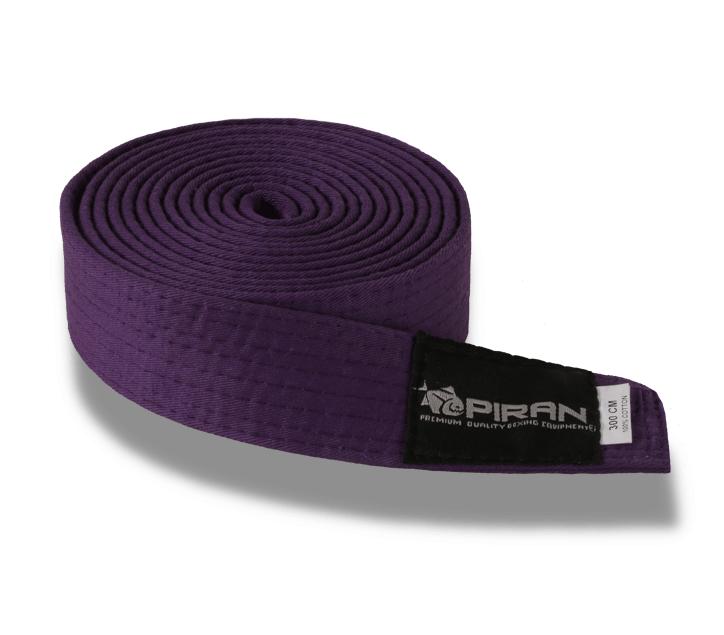 Pásky pro bojová umění fialový