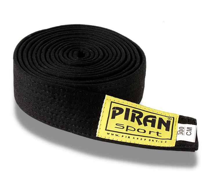 Pásky pro bojová umění černý
