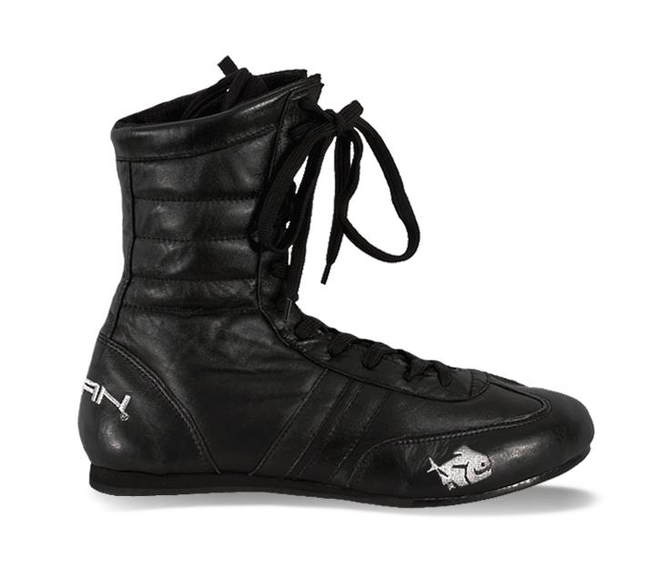 Boxerské boty kožené - Raptor