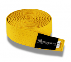 Pásky pro bojová umění žlutý