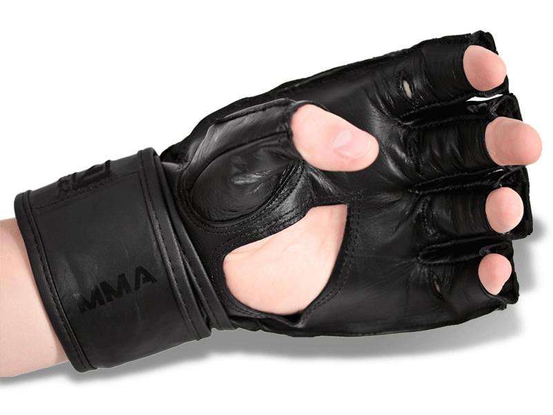 Kvalitní celokožené rukavice z hovězí kůže. Otevřené prsty a dlaň umožnují dobrou práci rukou (úchopy) a odvětrání ruky.