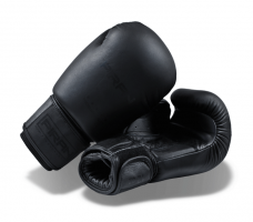 Boxerské rukavice Sparring PRO (12-16oz) ALL BLACK