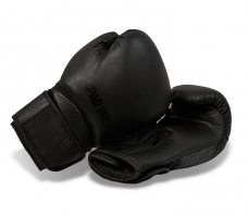 "Boxerské rukavice SPARPRO  (10oz-14oz) ""All Black"""