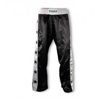 Kickboxerské kalhoty (hvězdy + nápis)