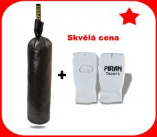Boxovací pytel Junior a Tréninkové boxerské rukavice