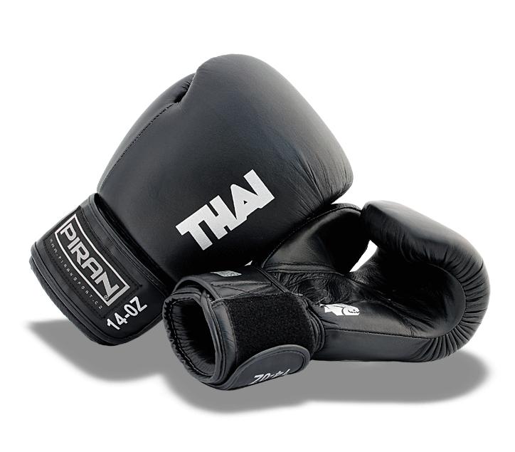 Boxerské rukavice THAIBOX - PIRAN sport - boxerské potřeby a vybavení f27f01479b